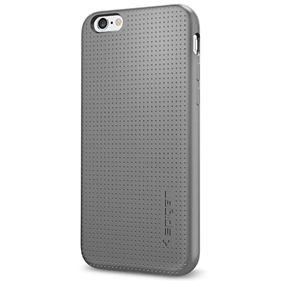 free shipping a1f3f eaf96 Spigen Liquid Air Designed for Apple iPhone 6S Case (2015) - Gray