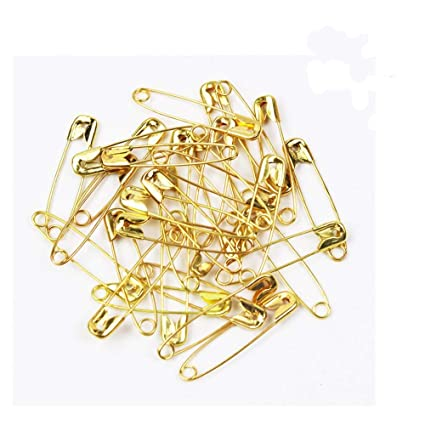 7025ee716ec ChooseU 1000 pcs Small Nickel Plated Safety pins 0.87'' Length (22mm)  wholesales
