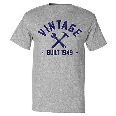 70.o Camiseta de Regalo de cumpleaños 70 años de Edad ...