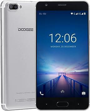 Smartphone Libre, DOOGEE X20L Moviles 4G, Pantalla de 5 Pulgadas ...