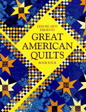 Great American Quilts Book 4 (Book Four) (Bk. - Applique Free Butterfly Pattern