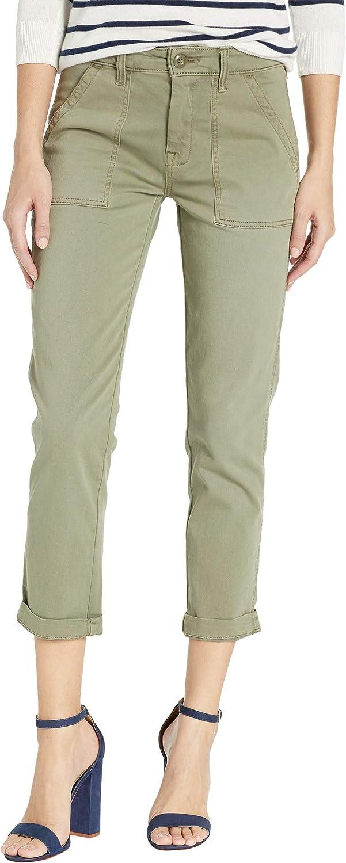 Battlefield Olive Lucky Brand Womens Boyfriend Battlefield Utility Pant Pants