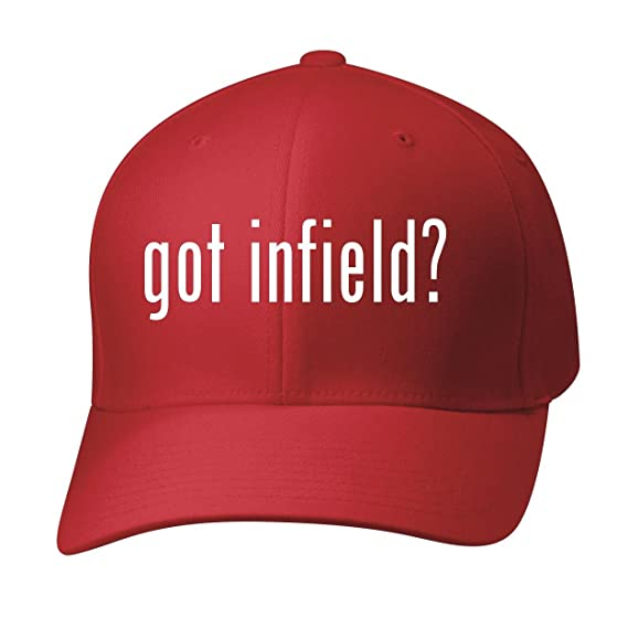 cb67b9ee634 BH Cool Designs got Infield  - Baseball Hat Cap Adult at Amazon Men s  Clothing store
