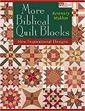 More Biblical Quilt Blocks