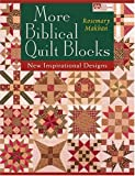 img - for More Biblical Quilt Blocks book / textbook / text book