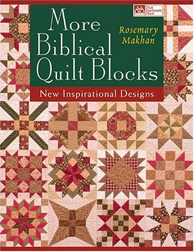 More Biblical Quilt Blocks - Marketplace Directions Tempe