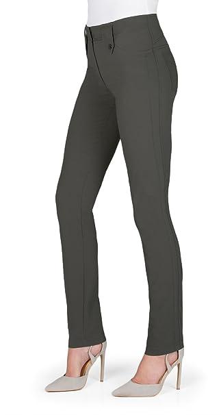 Anatomie Skyler Skinny Travel Pant with Back Pockets: Amazon.co.uk ...