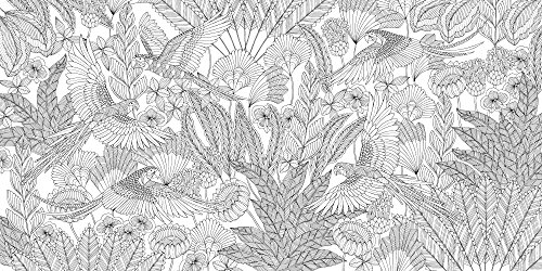 Millie Marottas Tropical Wonderland A Colouring Book Adventure