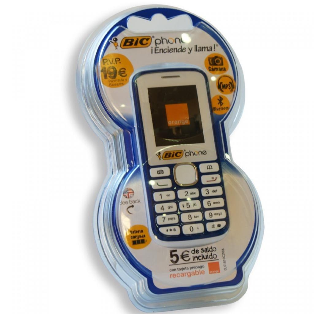 Alcatel 319 Bicphone V4 - Móvil de prepago (incluye tarjeta ...