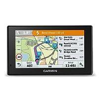 Garmin DriveAssist 51 LMT-D EU Navigationsgerät - lebenslang Kartenupdates & Verkehrsinfos, kameragestützte Fahrerhinweise, Smart Notifications, 5 Zoll (12,7cm) Multiouch Glasdisplay