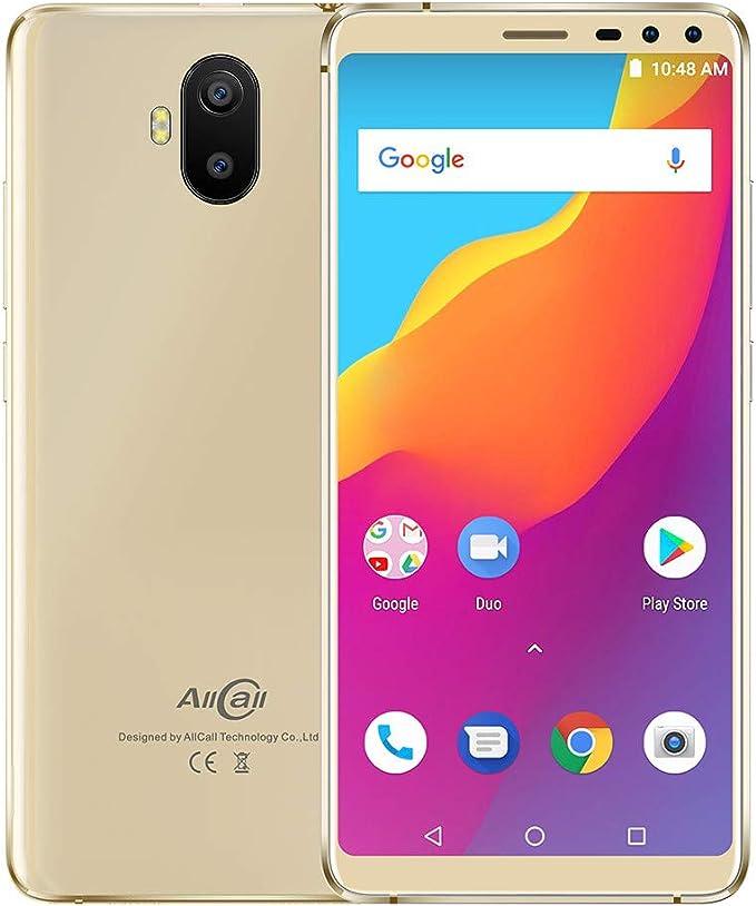 Teléfonos móviles sin Bloqueo, teléfono Inteligente AllCall S1 2 ...