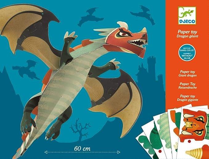 Blue Ocean Dragon Facile 3 20 Pochettes//100 stickers dragons