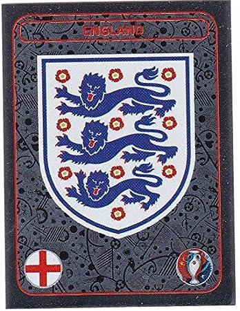Sticker #122 Panini EURO 2016 France England, Wappen