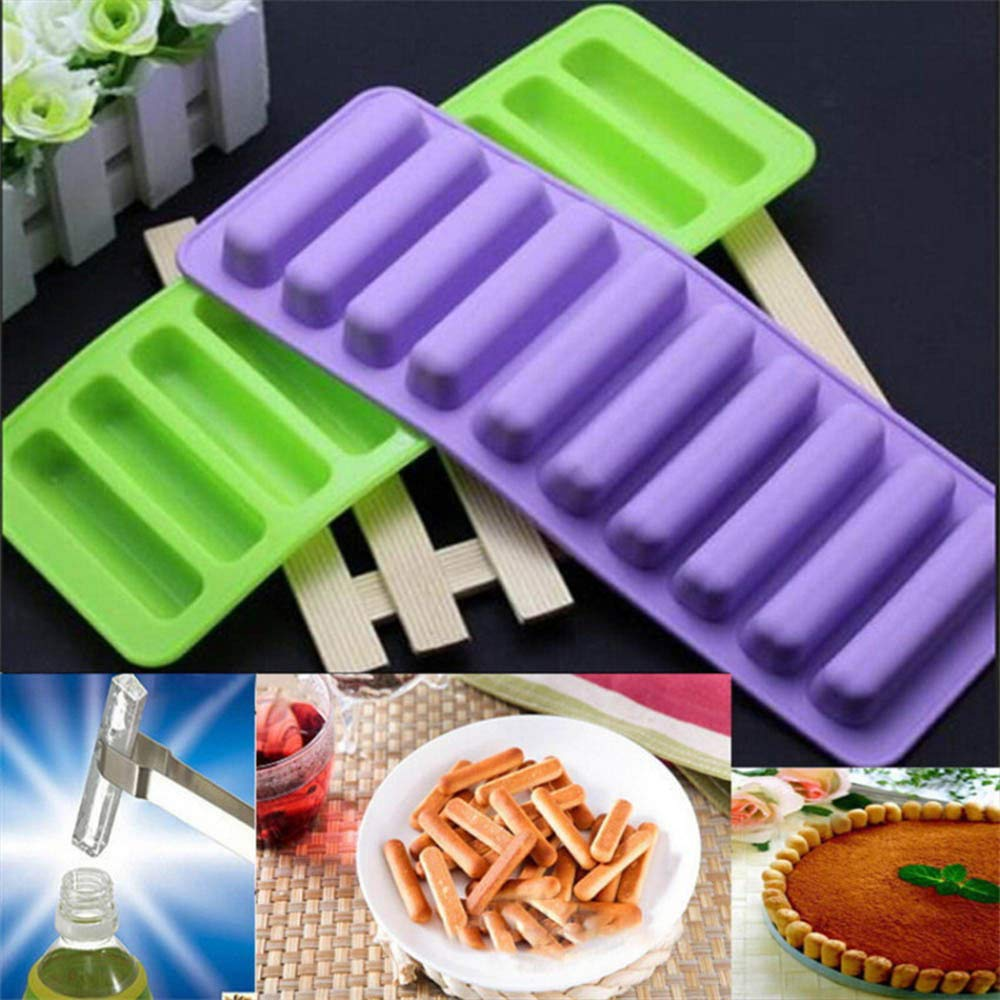Bazzano New Ice Cube Unique Tray Pudding Jelly Chocolate Mold Ice Cream Maker Freeze Mould