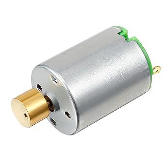 5pcs DC1.5V//0.04A 3V//0.09A 5000RPM-8000RPM 4mm Micro Vibration Motor