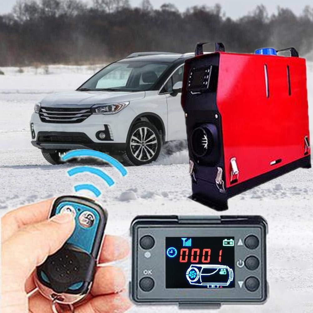 Calefactor Coche Portatil 12V 12V Calentador De Coche Port/átil y Ventilador Fr/ío para Coches Peque/ños y Medianos Descongelador de Coche