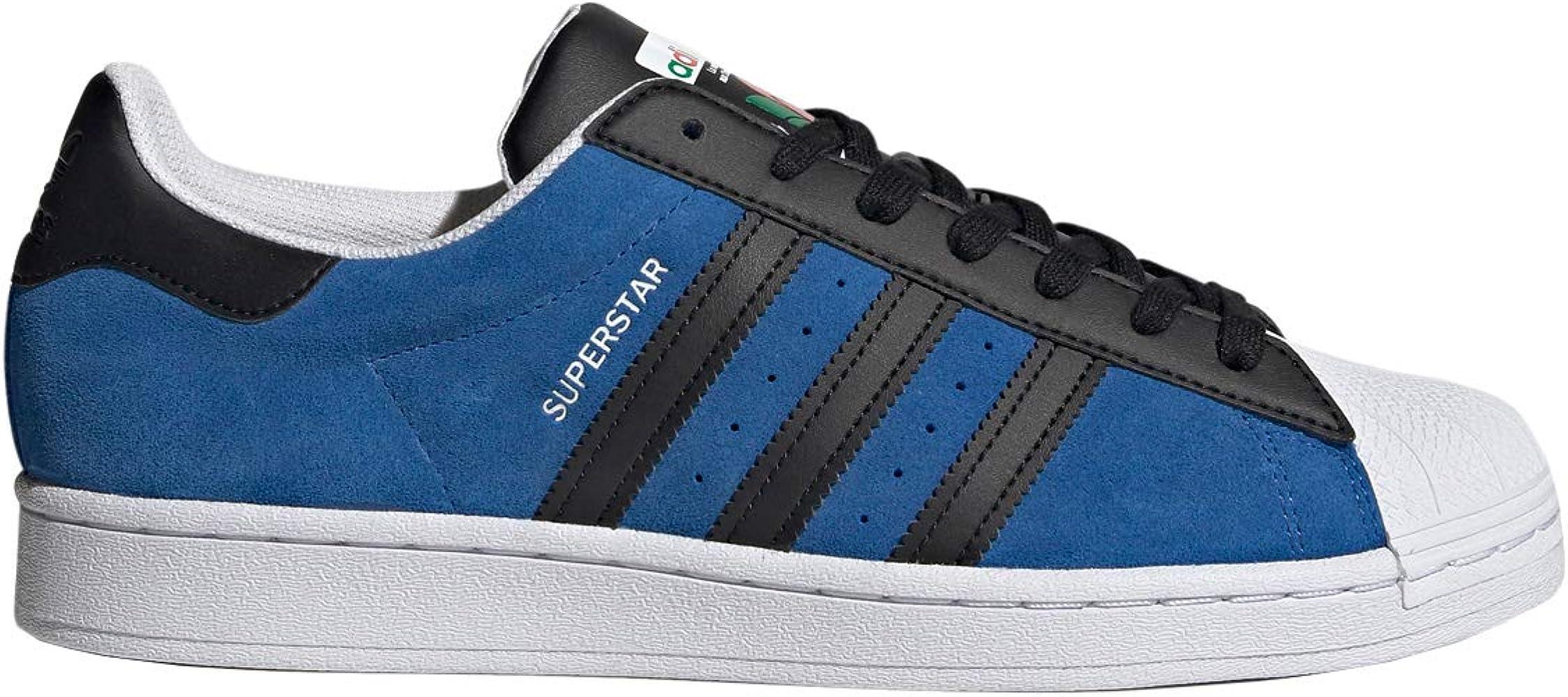 adidas Originals Superstar Mens Casual Fashion Sneaker Fu9523