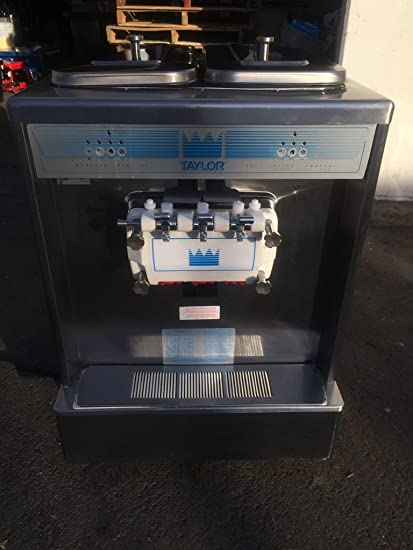 2005 Taylor 338 Serial K5059235 3Ph Air Soft Serve Frozen Yogurt Machine