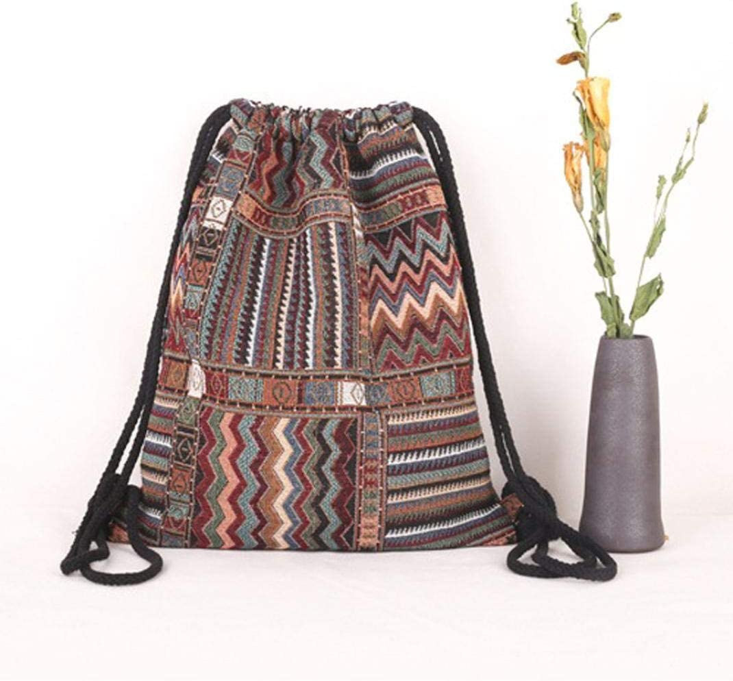 SUPPION Women Girls Canvas Preppy Monkey Shoulder Bookbags School Travel Backpack Bag A Gray