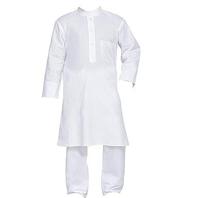 FOCIL - Pantalón de traje - Manga Larga - para niño blanco blanco ...