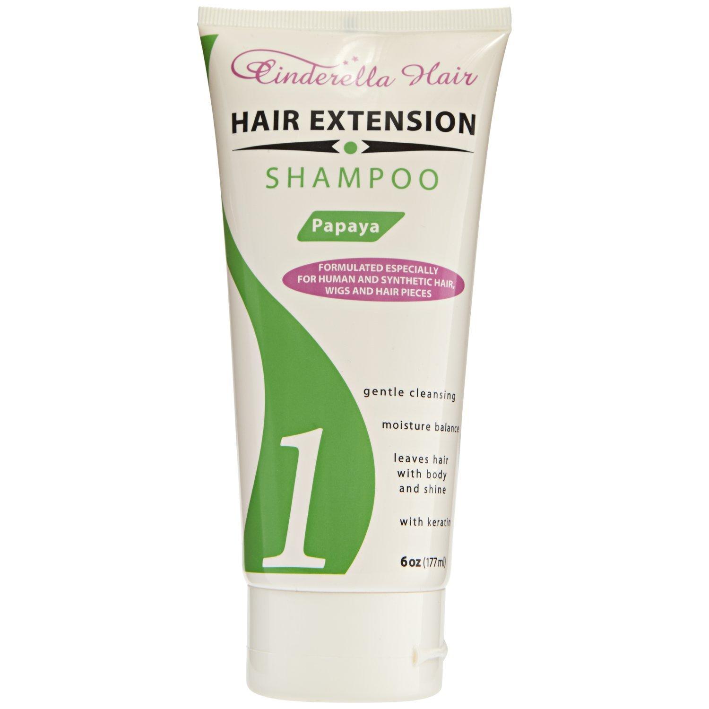 Amazon Papaya Hair Extension Shampoo Beauty