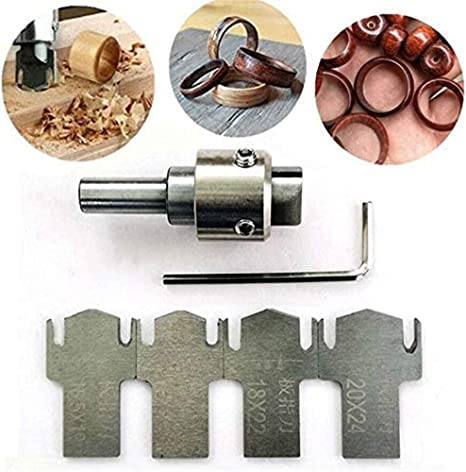 Multifunction Bracelet Ring Drill Beads Drill Bit Wood Milling Router Tool Set
