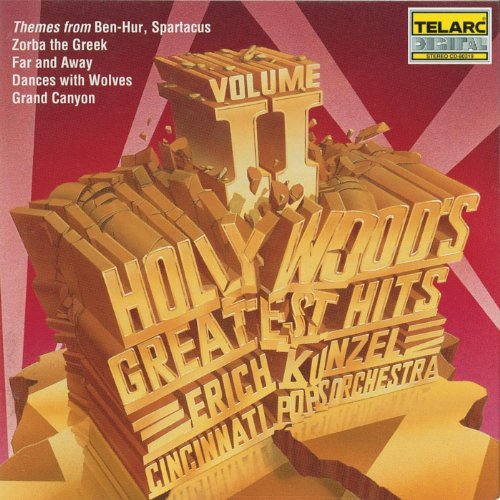 Hollywood S Greatest Hits Volume 2 By Erich Kunzel