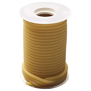 Graham-Field Latex Surgical Tubing, 50' Roll, 1/8