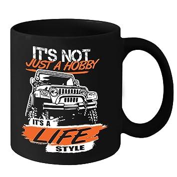Jeep Wrangler Mug