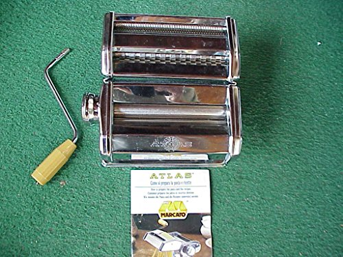 Atlas Pasta Maker 170, - Pasta Villaware Machine