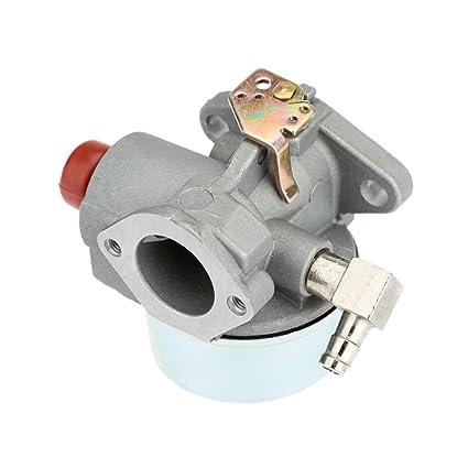 KKmoon carburador para Tecumseh 632795A Lav 30, 35, 40, 50 ...