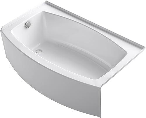 KOHLER K-1118-LA-0 Expanse Bathtub