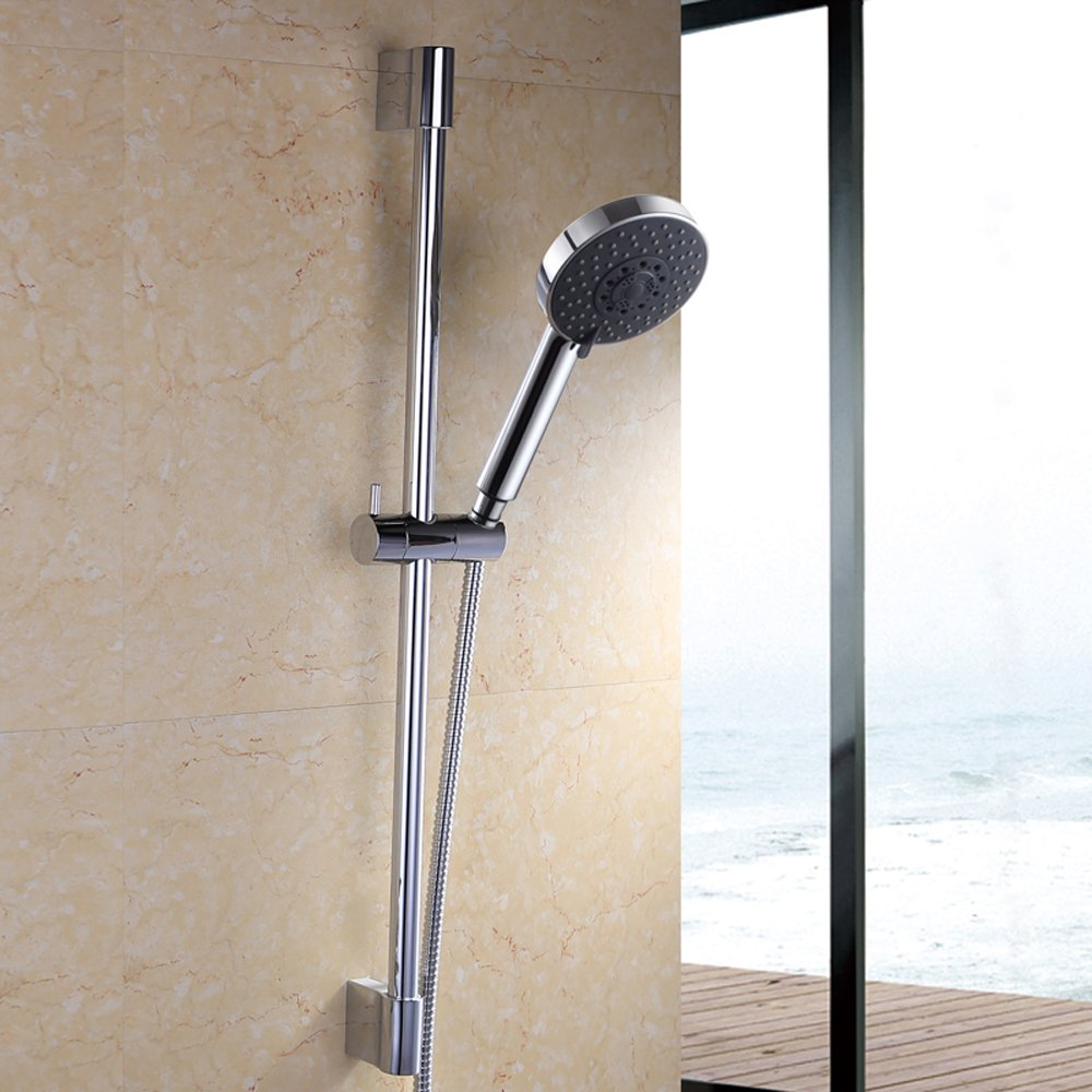 KES F200+KP501B Five Function Massaging Hand Shower Head with ...