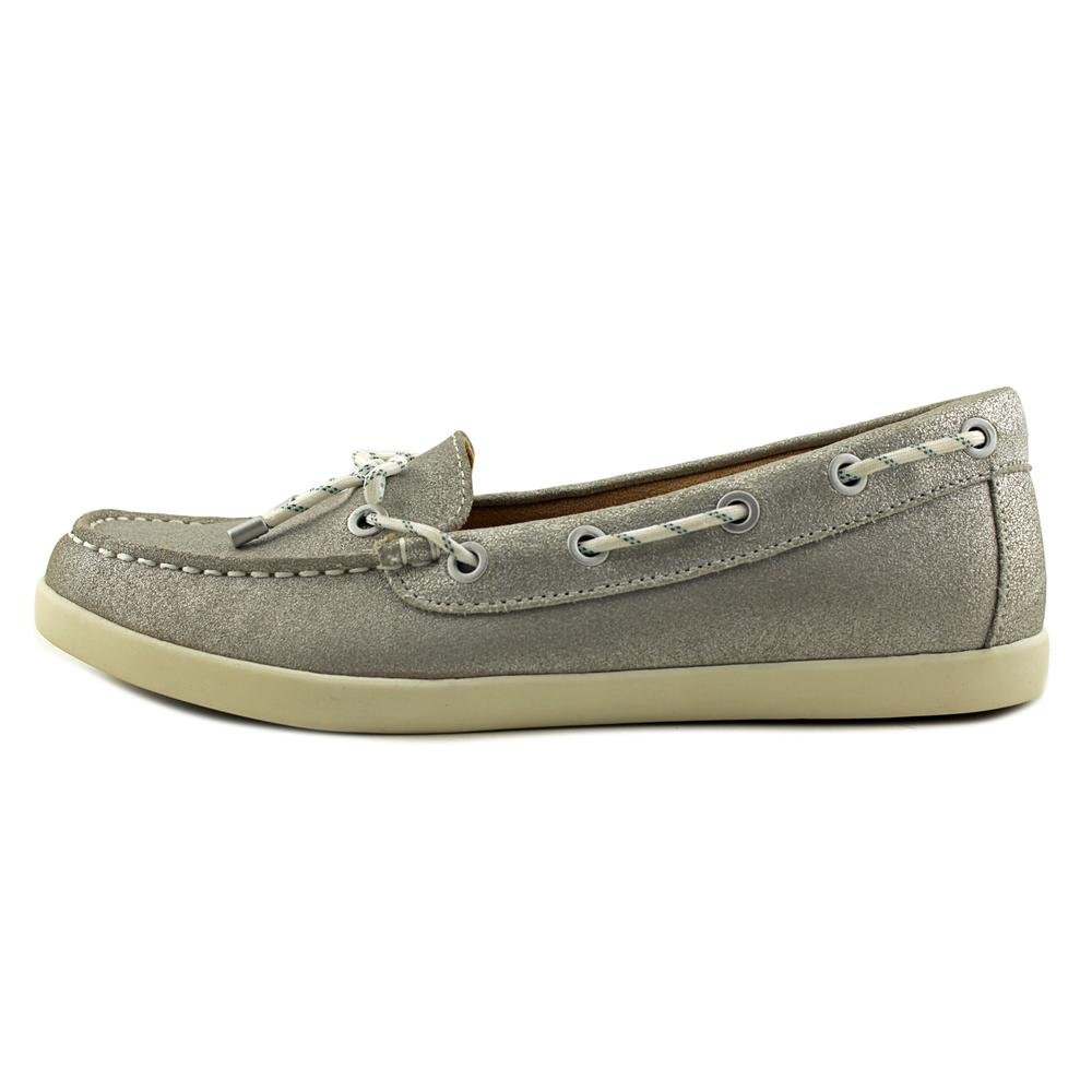 Naturalizer Womens Ginnie Closed Toe Boat Shoes