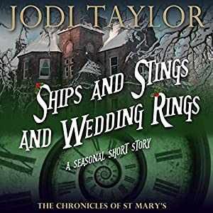 Ships and Stings and Wedding Rings Audiobook