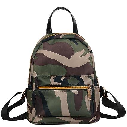 Las mujeres moda bolsa de hombro fcostume Teenage las niñas mochila escolar niños sólido cremallera mochila