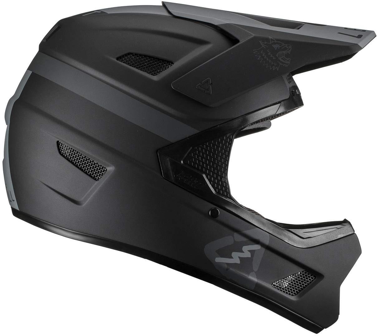Leatt Downhill-MTB Helm DBX 3.0 Schwarz