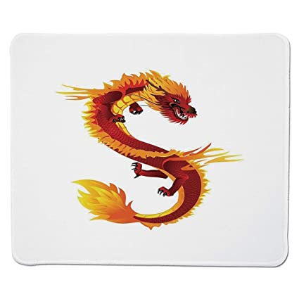 7f07ffa132395 Image Unavailable. Image not available for. Color: Yanteng Gaming Mouse Pad  Japanese Dragon ...