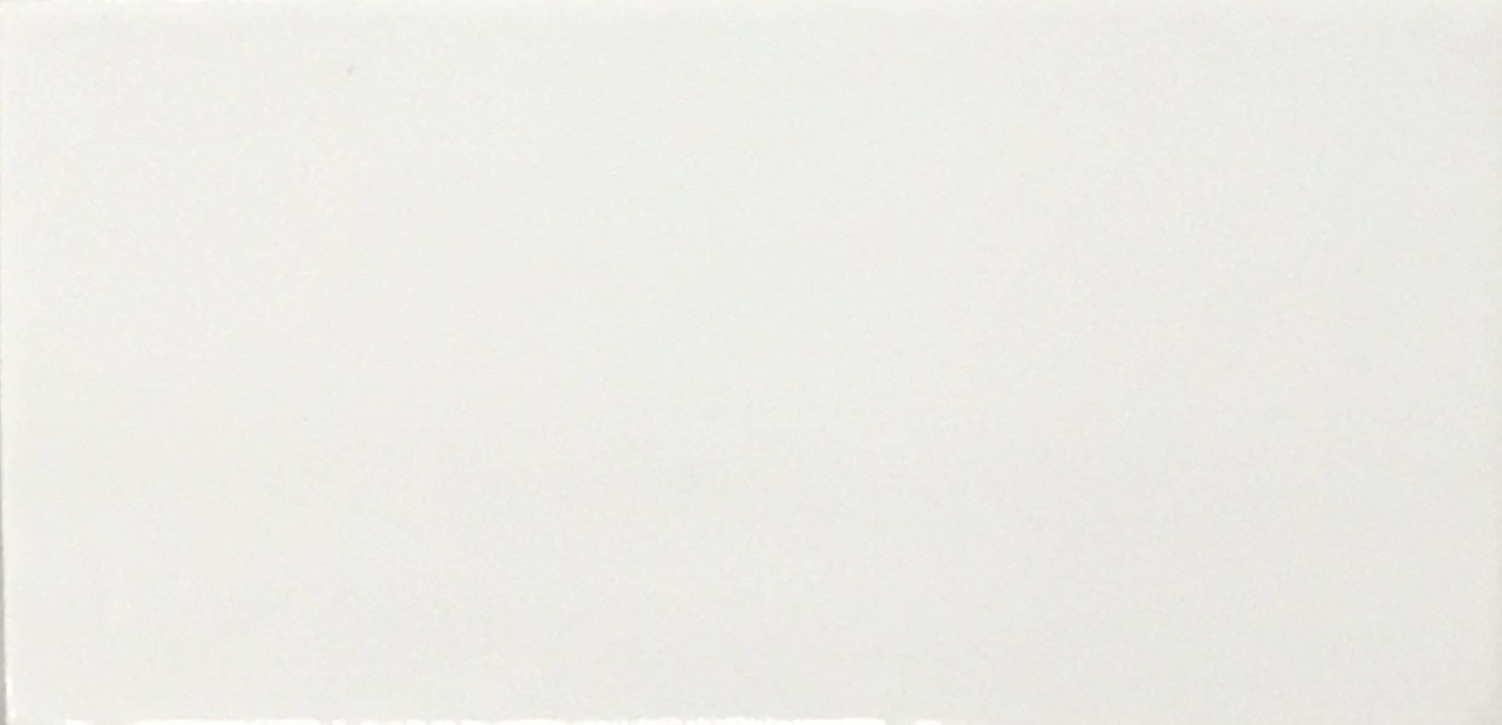 Waterworks Architectonics Field Tile 3 x 6 in White Glossy by Water Works (Image #2)