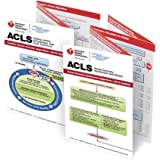 Advanced cardiovascular life support acls provider manual aha advanced cardiovascular life support 2015 pocket reference card set fandeluxe Images