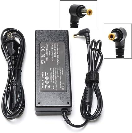 Amazon.com: AC - Cable adaptador para portátil Toshiba ...