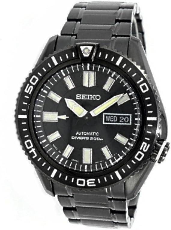 [セイコー] SEIKO 腕時計 自動巻 200m防水スキューバダイバーズ日本製 SKZ329J1 [並行輸入品]