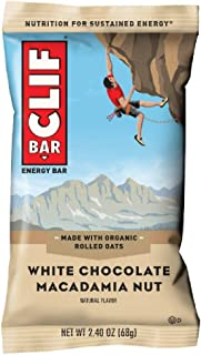 product image for Energy Bar - White Chocolate Macadamia Flavor - (2.4 Ounce Protein Bar, 12 Count)