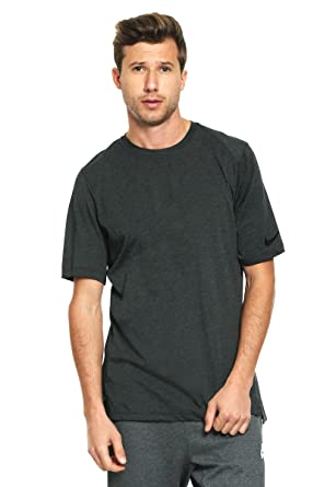 1334d6652a38 Image Unavailable. Image not available for. Color  Nike Elite Mens Short  Sleeve Mens Size Large LG Basketball Top ...