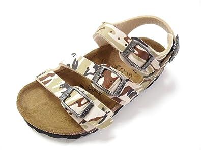 c6dcec24d63a BIRKI S ELLICE CAMOU RET BRO24  Amazon.co.uk  Shoes   Bags