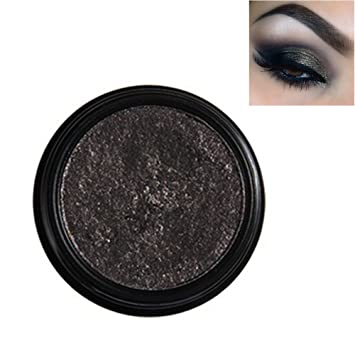 Eyeshadow Palette, Metallic Single Color Eye Shadow Palate Glitter Bright Shimmer Cheap,Eyeshadow Palette