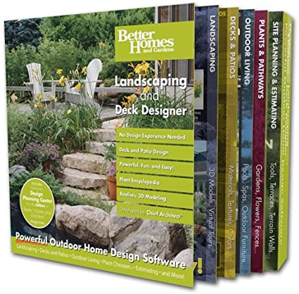 Amazon.com: Better Homes and Gardens Landscaping and Deck