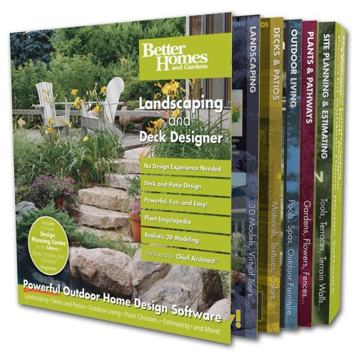 Better Homes And Gardens Landscaping Amazon better homes and gardens landscaping and deck designer better homes and gardens landscaping and deck designer old version workwithnaturefo
