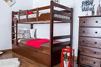 Etagenbett Für Erwachsene 90x200 : Etagenbett für erwachsene amazon baumarkt