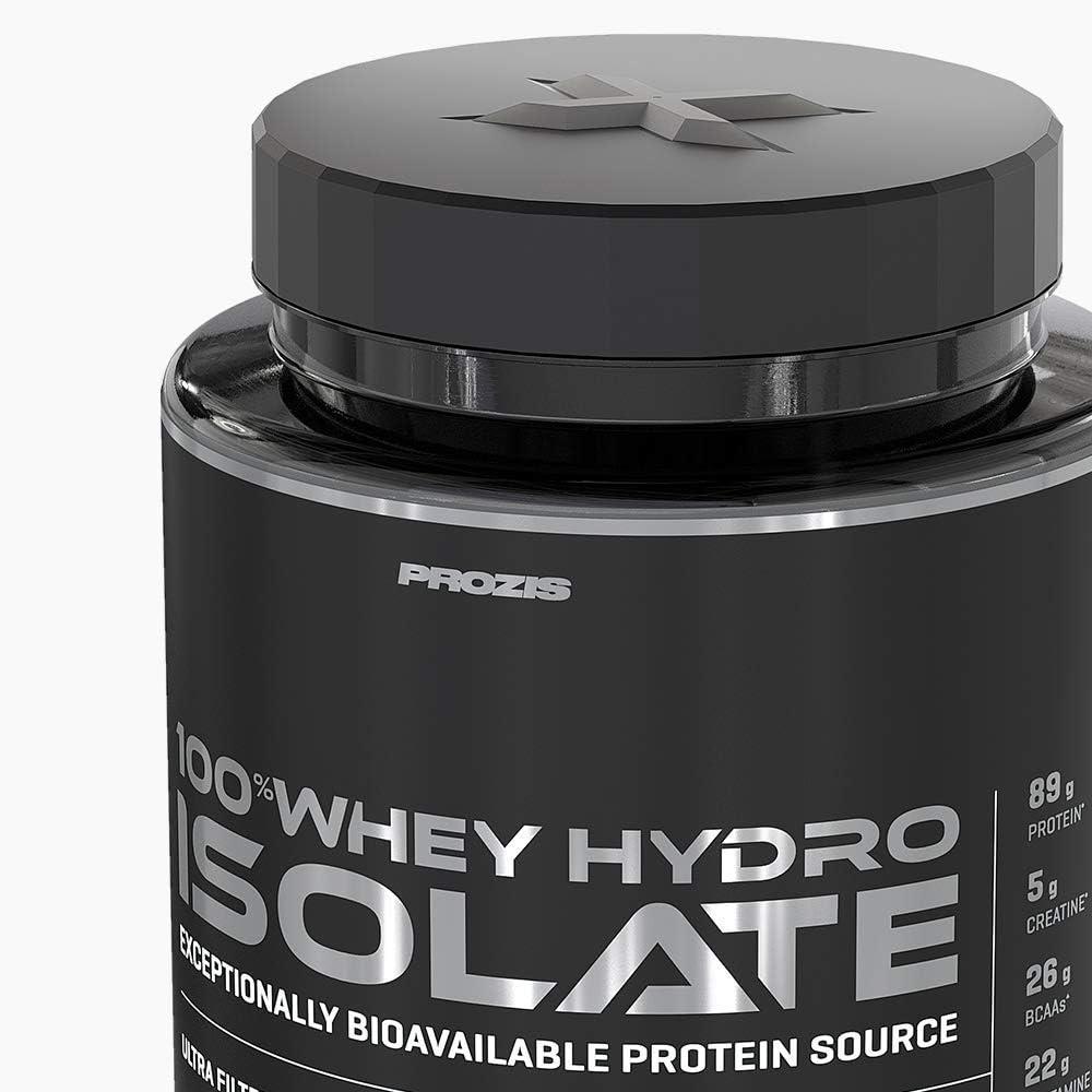 Prozis 100% Whey Hydro Isolate SS para la Quema De Grasas, la ...